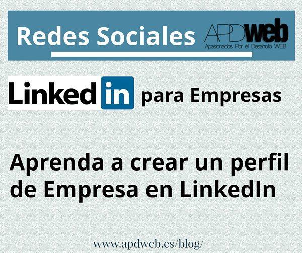 Linkedin para empresas Banner Principal